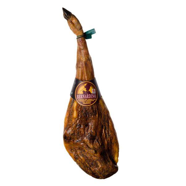 comprar-online-jamon-con-pata-serrano-iberico-de-cebo-don bernardino-www.donbernardino.es-3
